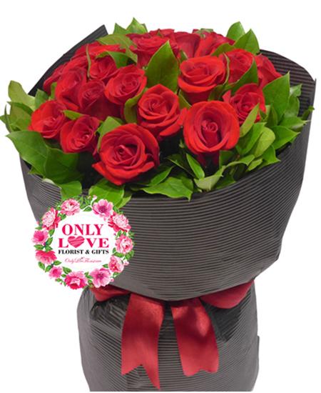rose bouquet kl