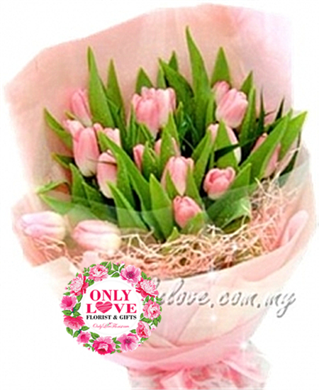 Tulip Bouquet Flower Delivery