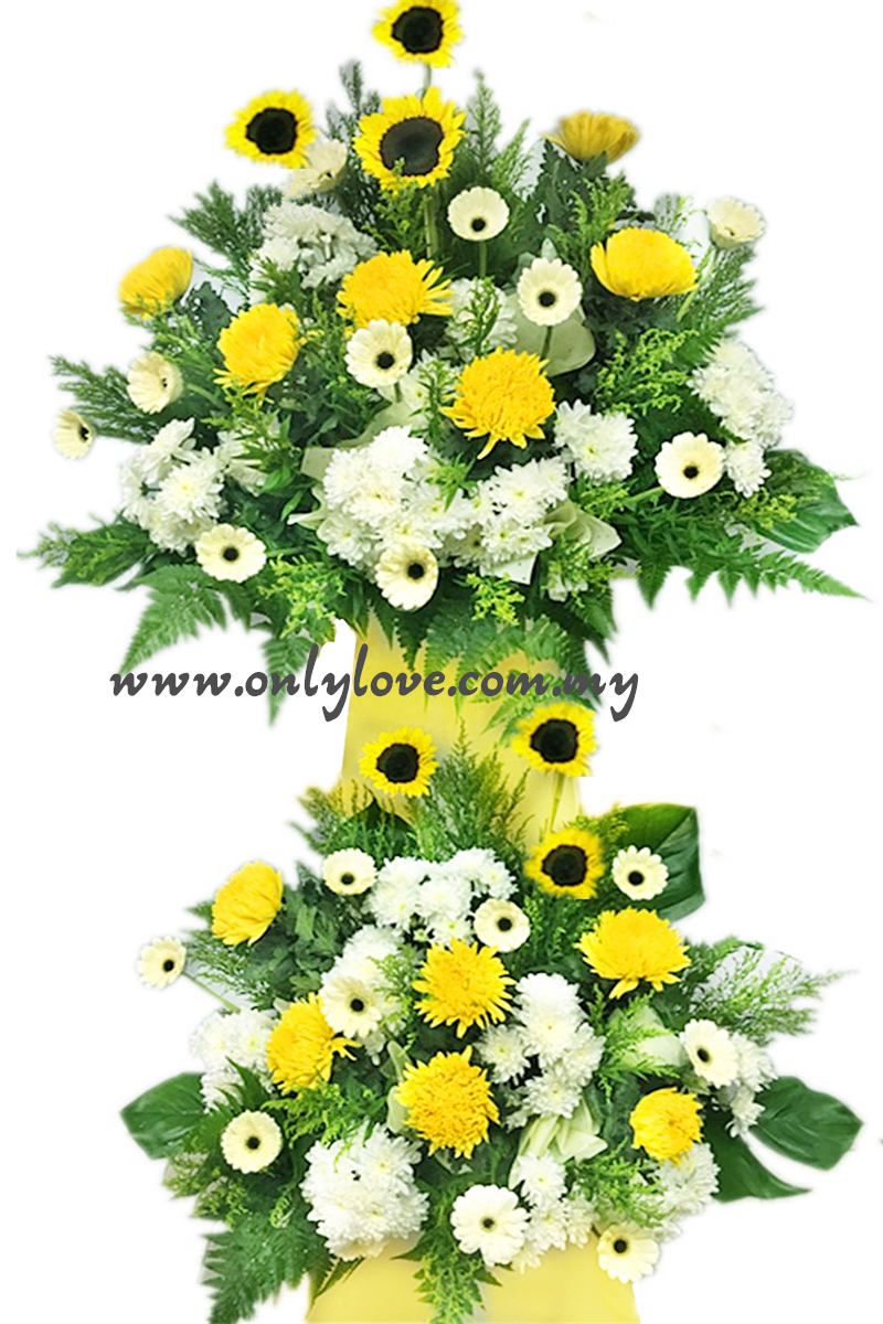 Grand & Beautiful Funeral Flower