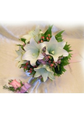 WB004 Wedding Bouquet