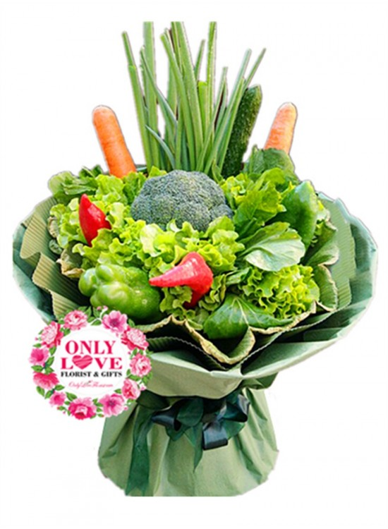 MD002 Vegetable Bouquet