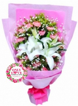 MD009 Carnation Bouquet