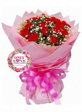 MD016 Carnation Bouquet