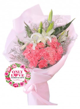 MD027 Carnation Bouquet