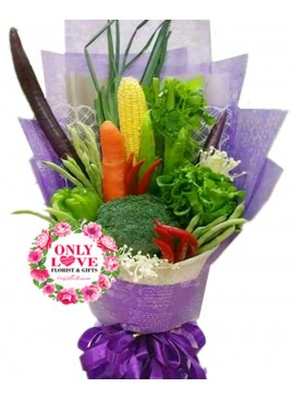MD031 Vegetable Bouquet