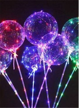 "FB08 18"" LED Lighting Balloon (Air Filled)"