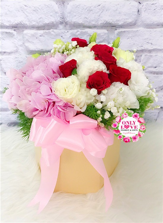 BB001 Flower Bloom Box