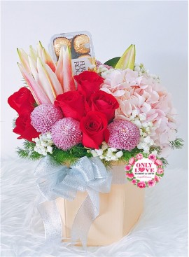 BB003 Flower Bloom Box