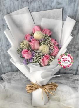 KS011 Korea Style Bouquet