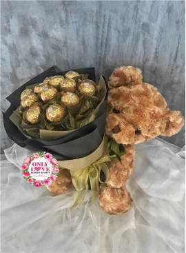 E09 Ferrero Rocher Bouquet