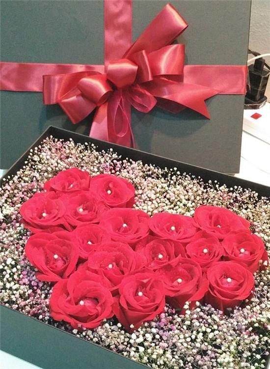 Lb30 Flower Gift Box