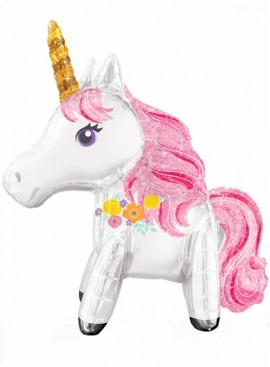 FB16 Magical Unicorn Balloon