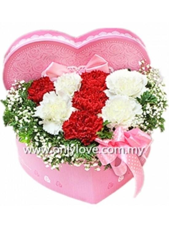 LB16 Flower Gift Box