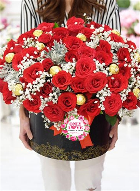 BB012 Flower Bloom Box