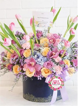 BB014 Flower Bloom Box