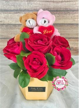BB026 Flower Bloom Box