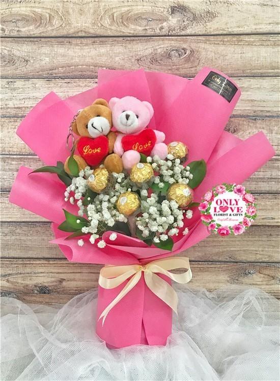 E15 Ferrero Rocher Bouquet