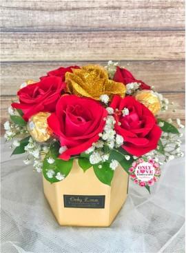 BB034 Flower Bloom Box