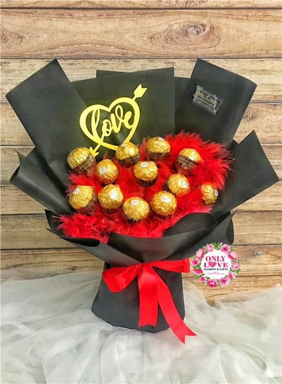 E27 Ferrero Rocher Bouquet