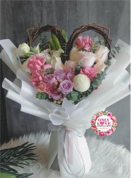 KS009 Korea Style Bouquet