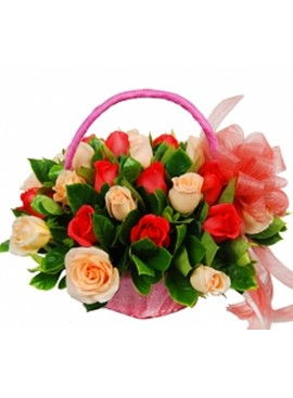 B13 Flower Basket