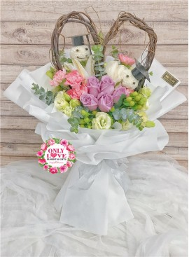 GB24 Graduation Bouquets