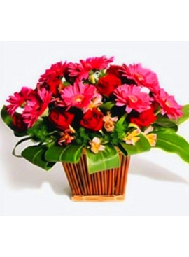 B18 Flower Basket