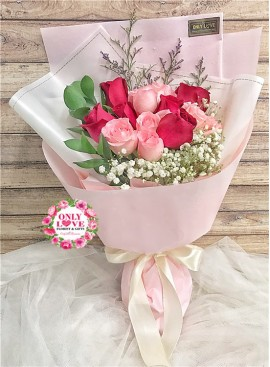 KS016 꽃다발 Korean-Style Bouquet