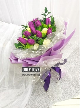 THB11 Tulip Bouquet