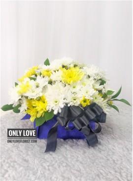 FA001 Funeral Flowers Arrangements
