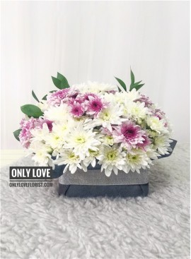 FA002 Funeral Flowers Arrangements