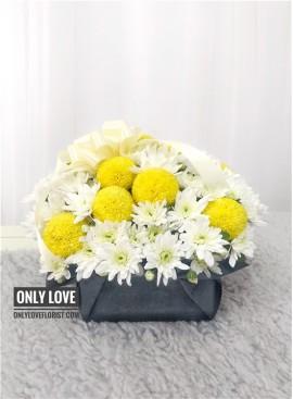 FA004 Table Flowers Arrangements