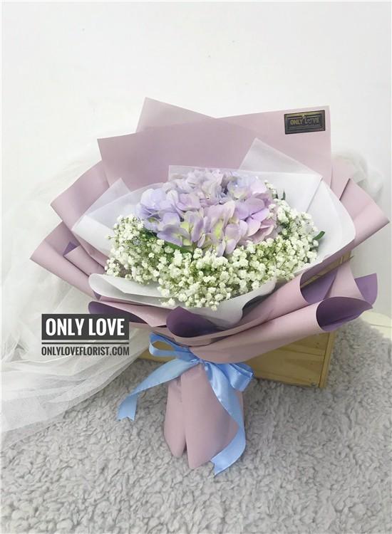 HGB002 Hydrangea Bouquet