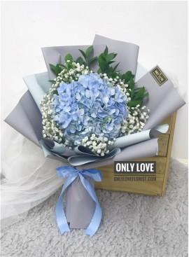 HGB001 Hydrangea Bouquet