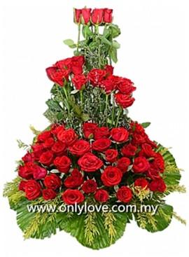 B42 Flower Basket