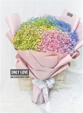 BA20 Baby Breath Bouquet