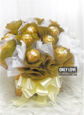 E10 Ferrero Rocher Bouquet