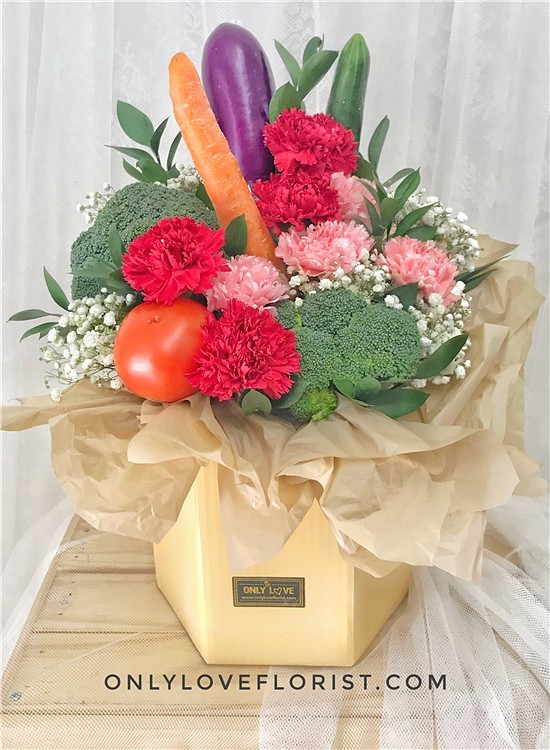 BB043 Flower Bloom Box