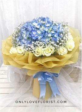 HGB005 Hydrangea Bouquet