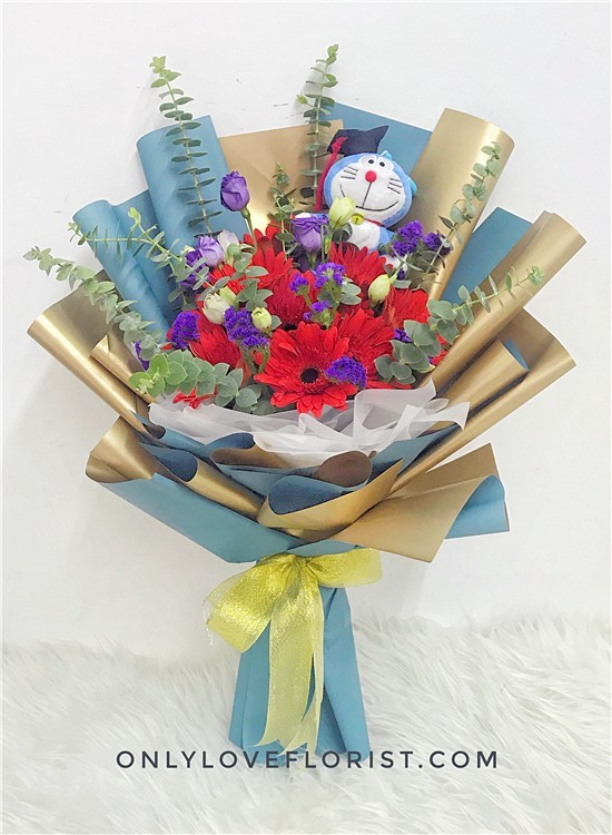 GB20 Graduation Bouquet