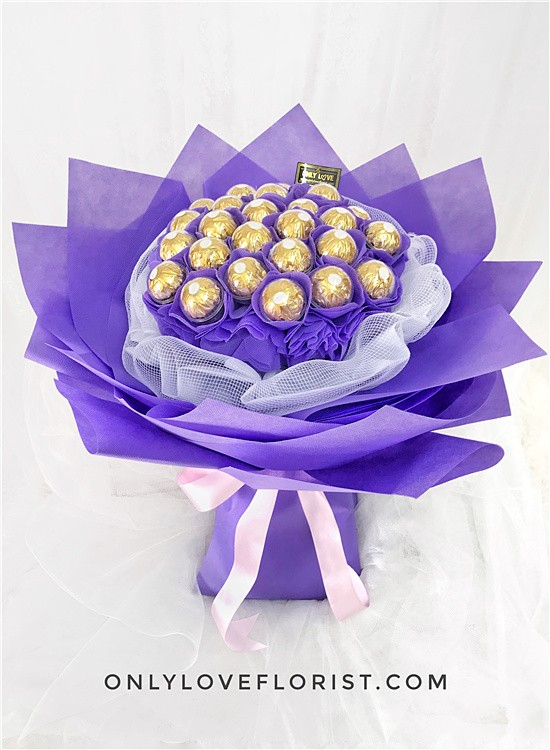 E05 Ferrero Rocher Bouquet