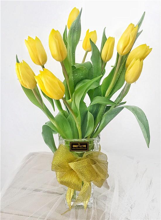 V12 Tulip in Vase