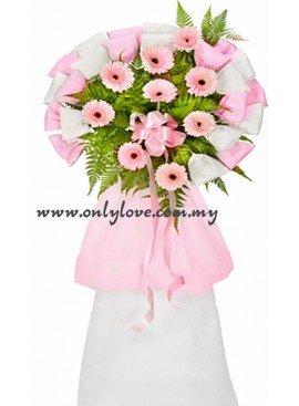Only Love 174 Condolence Sympathy Amp Funeral Wreath Flowers