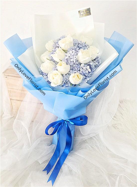 HGB006 Hydrangea Bouquet