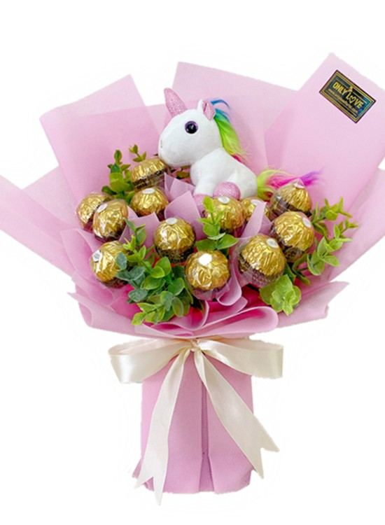 E06 Ferrero Rocher Bouquet