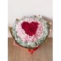 L49 99 Stalks Rose Bouquet