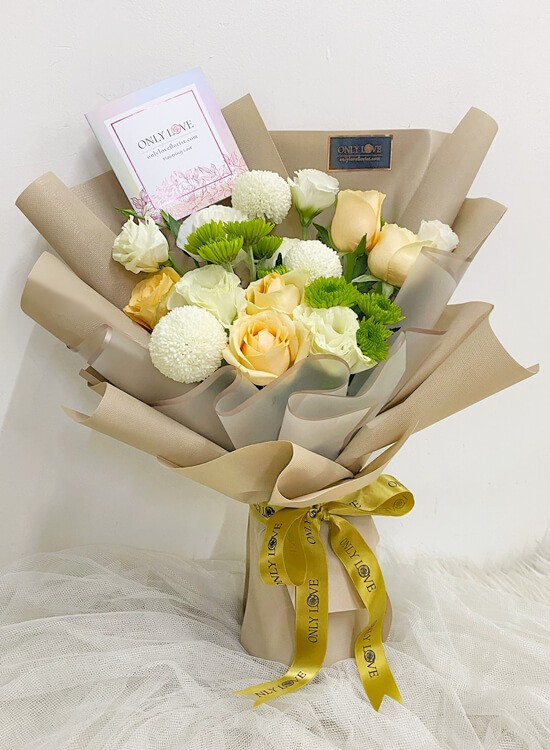KS023 Korean-Style Bouquet