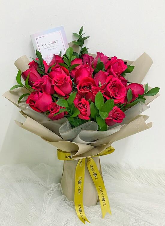 KS001 Korean Style Bouquet