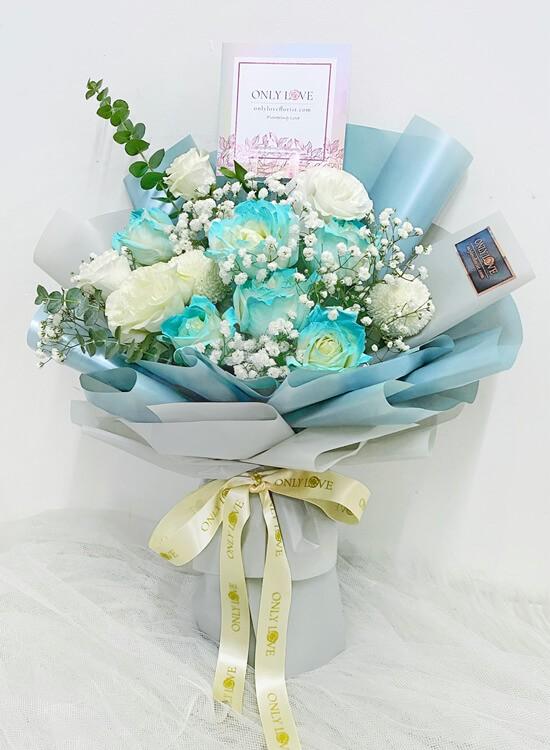 KS020 Korean-Style Bouquet