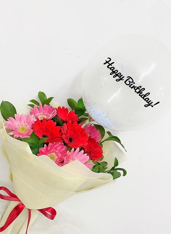 G08 Gerbera Bouquet